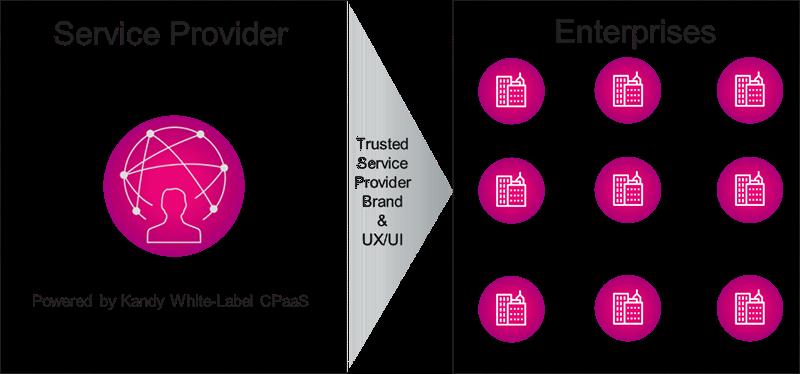 service provider enterprises diagram